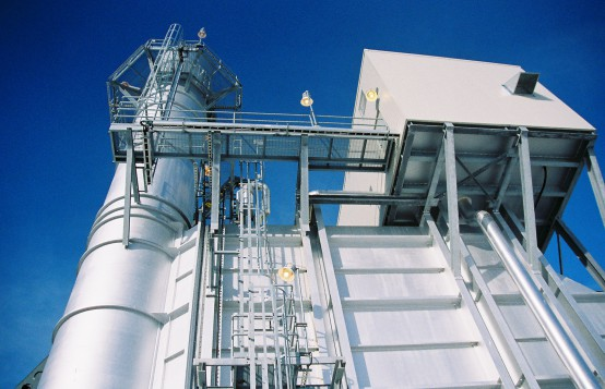 CTCI awards Hamon Deltak one (1) Heat Recovery Steam Generator in